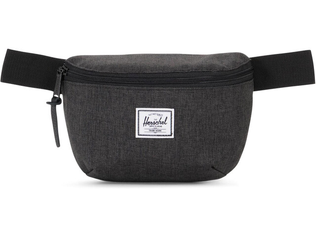 Herschel Fourteen Hip Pack, black crosshatch